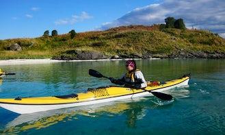 Kayak Trips & Rental in Harstad, Norway