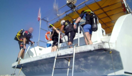 Diving Trips In Protaras, Cyprus