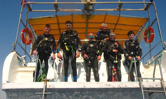 Discover Scuba Diving In Chloraka