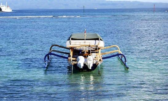 Diving Boat Tour In Selat