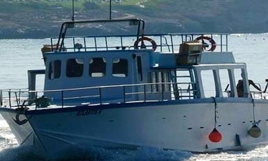 55' Passenger Boat