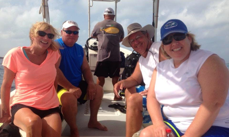 Diving Trips & Snorkeling from San Miguel, Mexico