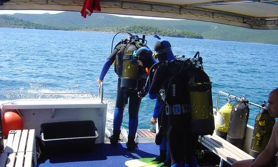 Scuba Diving In Bibinje