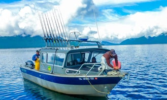 Head Boat Charter in Gustavus, Alaska