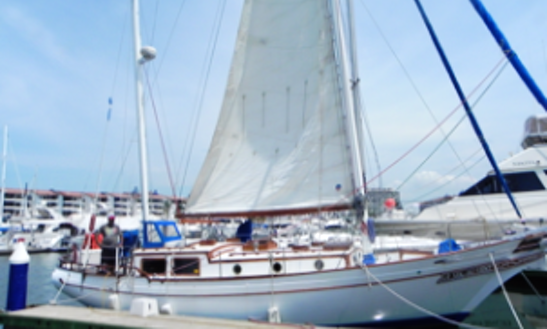 Explore Puerto Vallarta, Mexico On 42ft Sailing Yacht