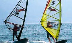 Wind Surfer Rental & Lessons in Riva del Garda, Italy