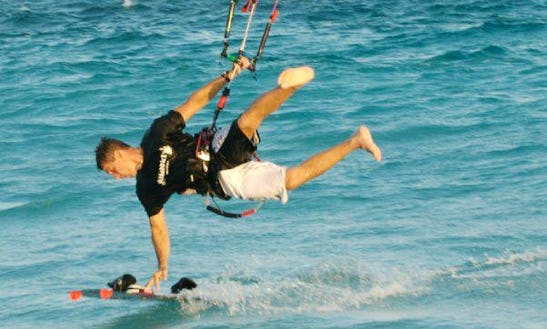 Kitesurfing Rental & Courses In Riva Del Garda, Italy