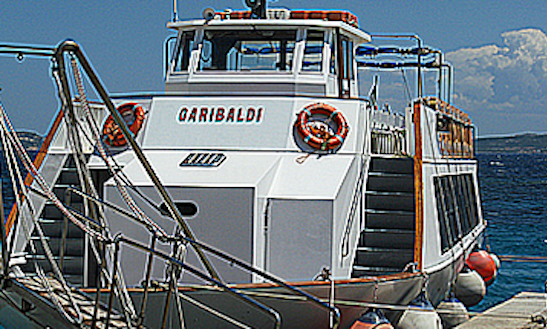 Passenger Boat Trips In Pescara, Italy
