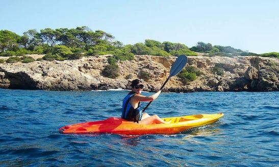 Kayak Excursions In Felanitx, Spain