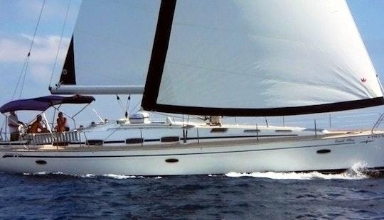 Bavaria 39 Cruiser Sailing Monohull Charter In Port D'andratx