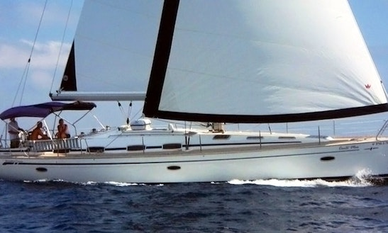 Bavaria 39 Cruiser Sailing Monohull Charter In Port D'andratx