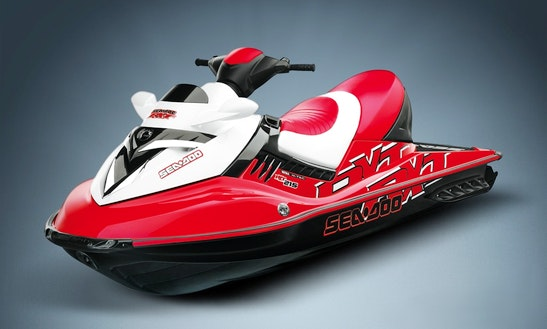 Sea Doo Rxt 215 Jet Ski Rental In Port D'andratx