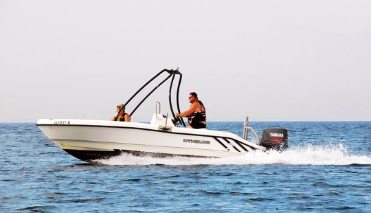 Othelos Boat Center Console Rental In Cyprus