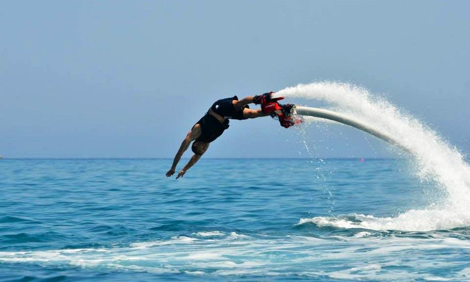 Flyboard Flight Rental in Cyprus