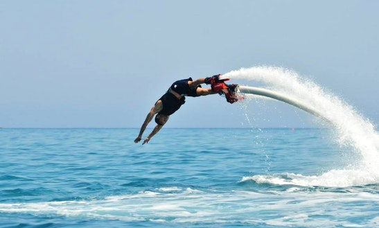 Flyboard Flight Rental In Cyprus