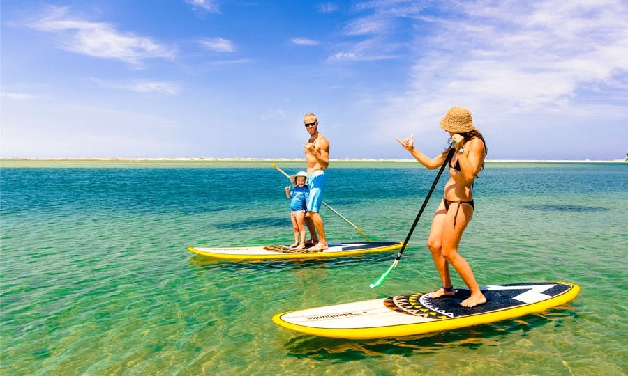 Stand Up Paddleboar Rental and Lesson in Plettenberg Bay