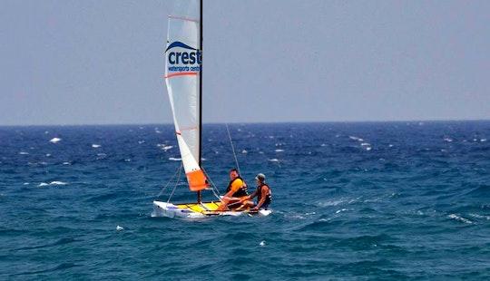 Hobie Cat Rental & Sailing Lessons In Cyprus