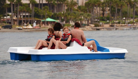 Book A Paddle Boat In Limasol, Cyprus