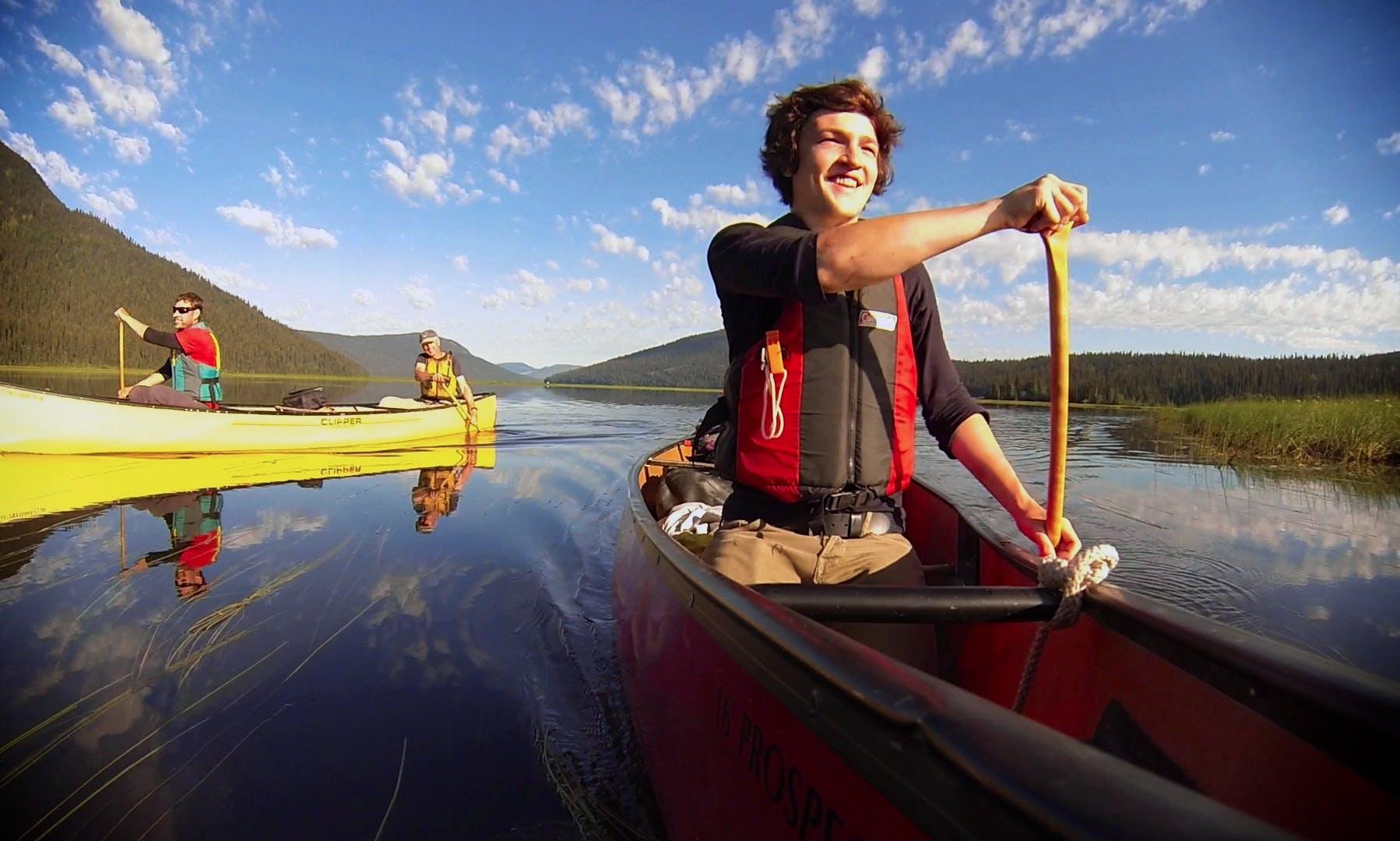 Canoe Rental in Labelle, Canada