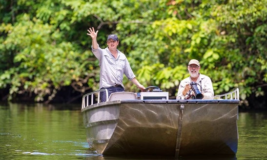 Nature Tour Cruises On Daintree River