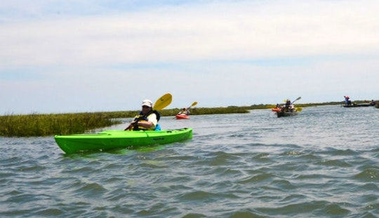 Kayak Rental In Newport