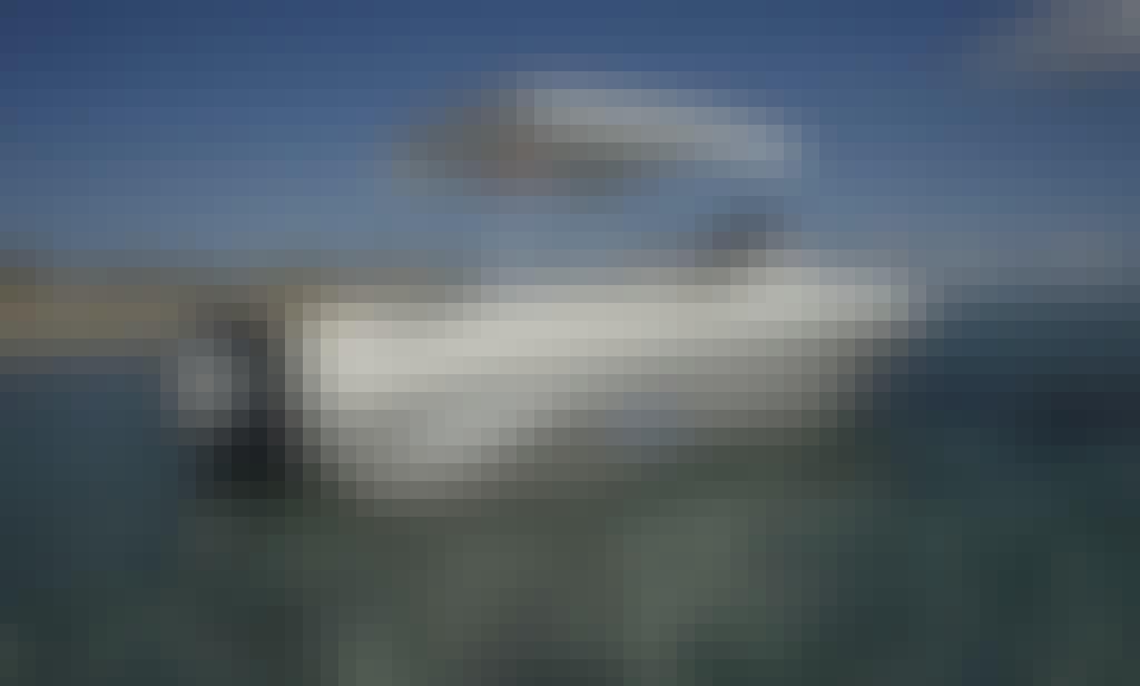 21' Cuddy Cabin Rental in Ibiza Balearic Islands, Spain