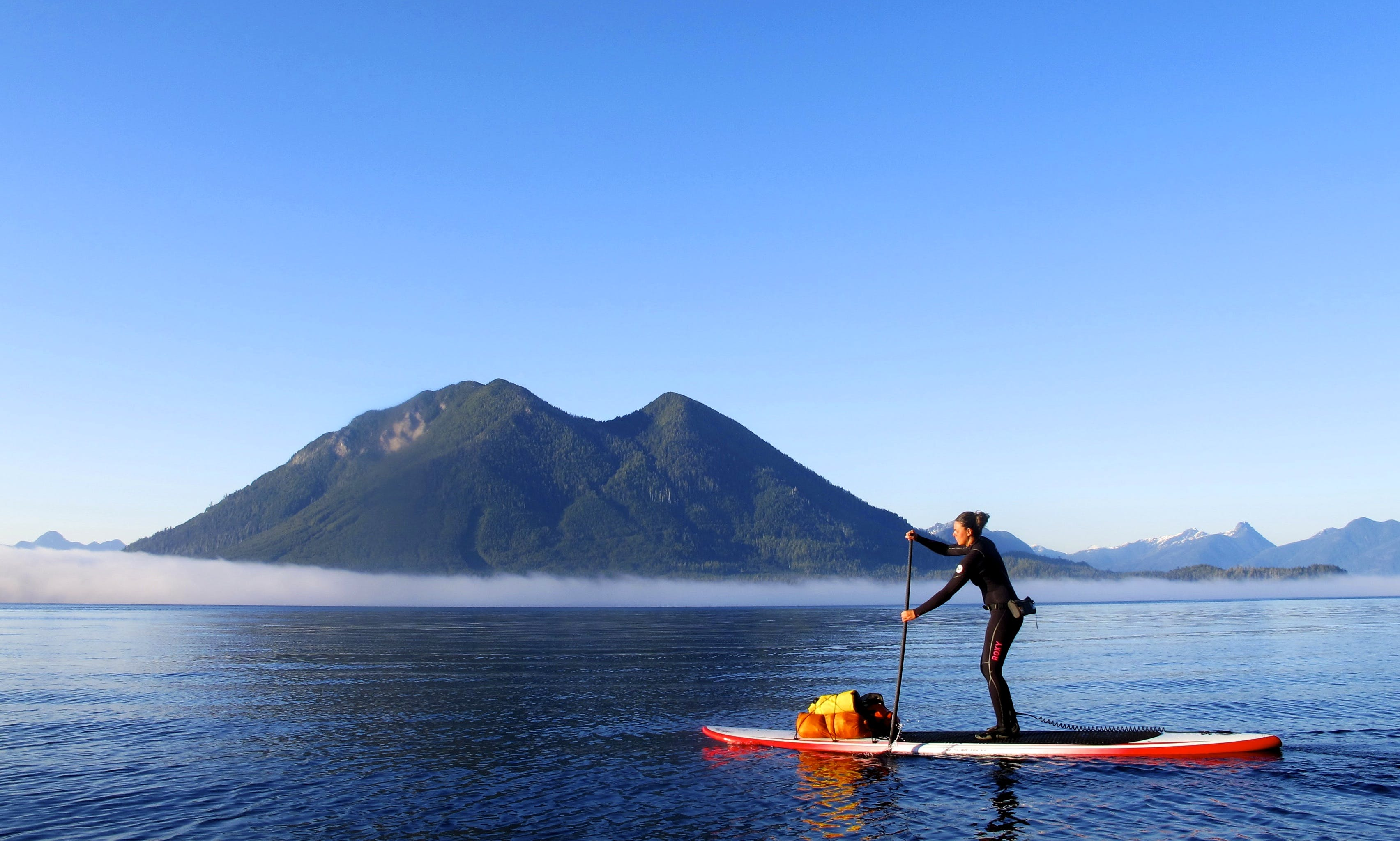 Paddleboard Rentals and Tours in Tofino