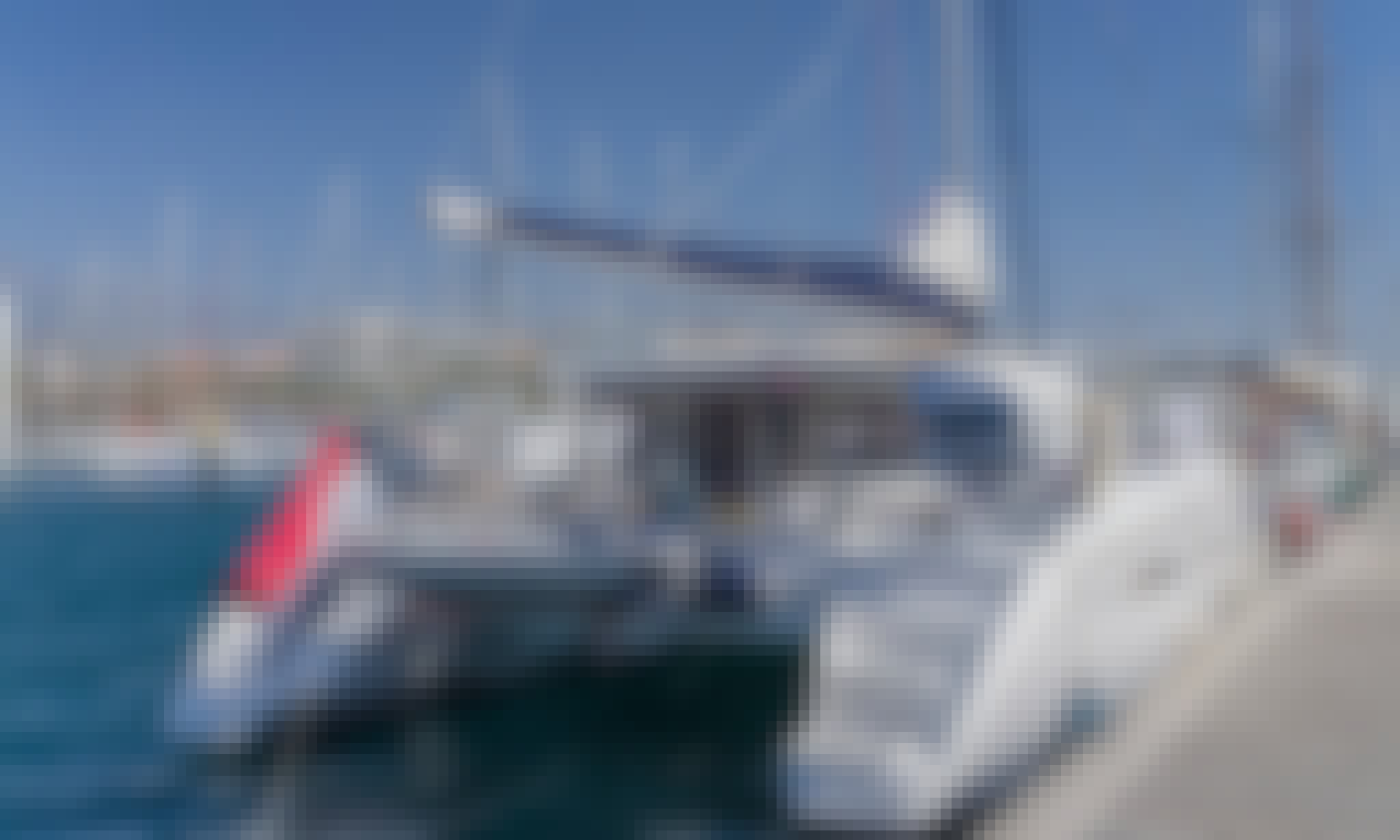 Nautitech 44 Catamaran Charter in Amarilla Golf