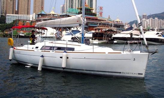Beneteau Oceanis 34 Sailing Monohull Charter In Hong Kong