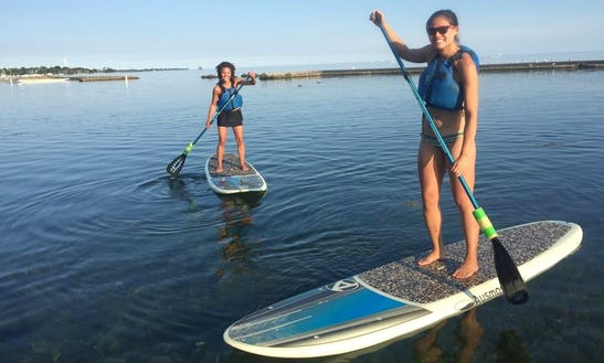 Stand Up Paddle Tours In Toronto, Canada