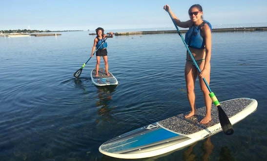 Paddleboard Rental In Toronto, Canada