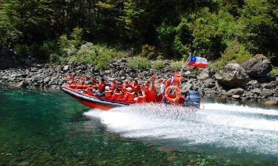 Jet Boat Trips in Puerto Montt, Chile