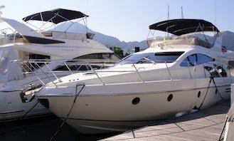 Azimut 50 luxury yacht dianhua 92849789