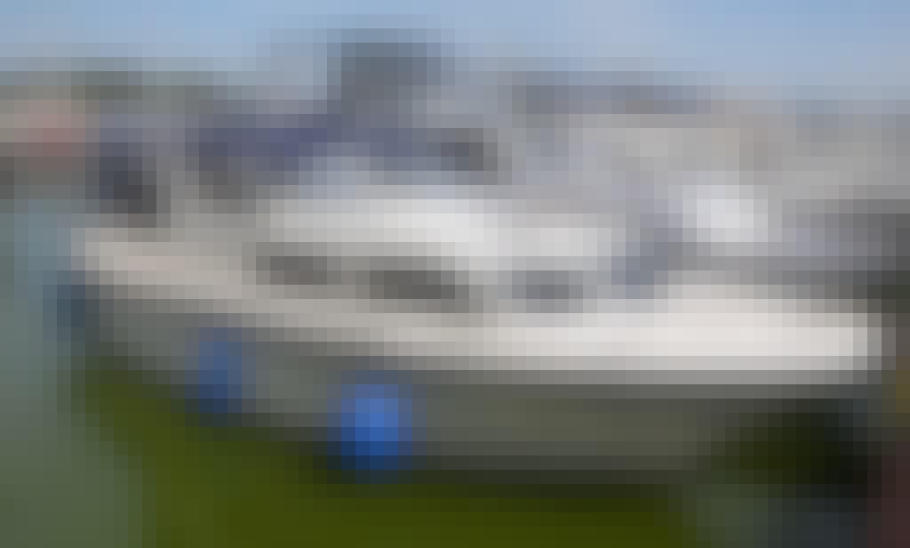Rent Agder 840 Deluxe Yacht In Werder (Havel)