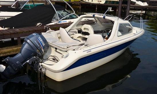 Rent Cresent Gemini 480 Sportboat In Werder (havel)