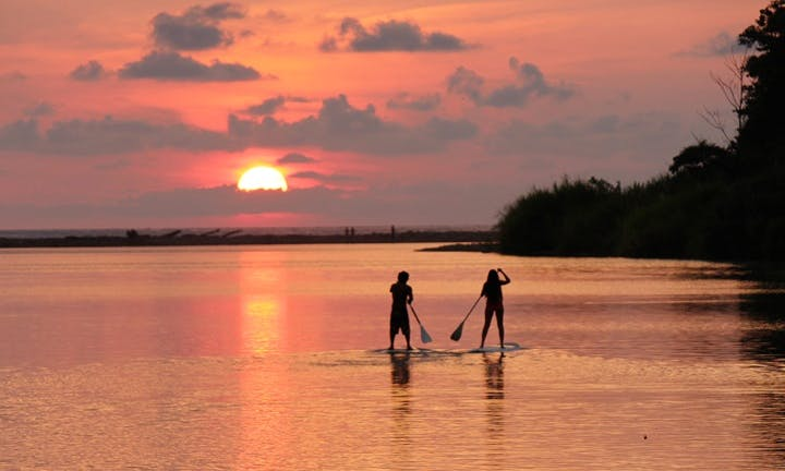 SUP Lesson/Tours On Baru River