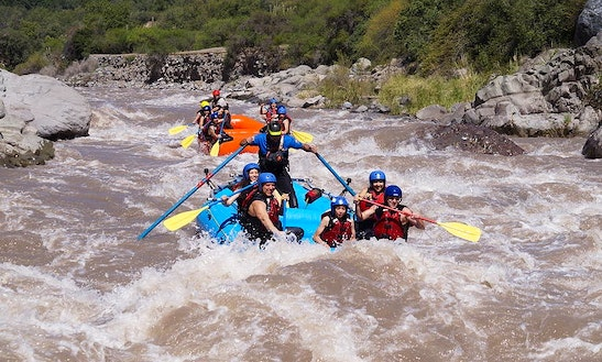 River Rafting In San José De Maipo