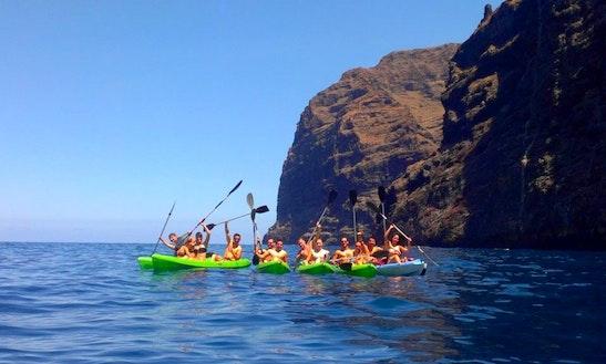 Kayak Rental & Trips In San José De Los Llanos