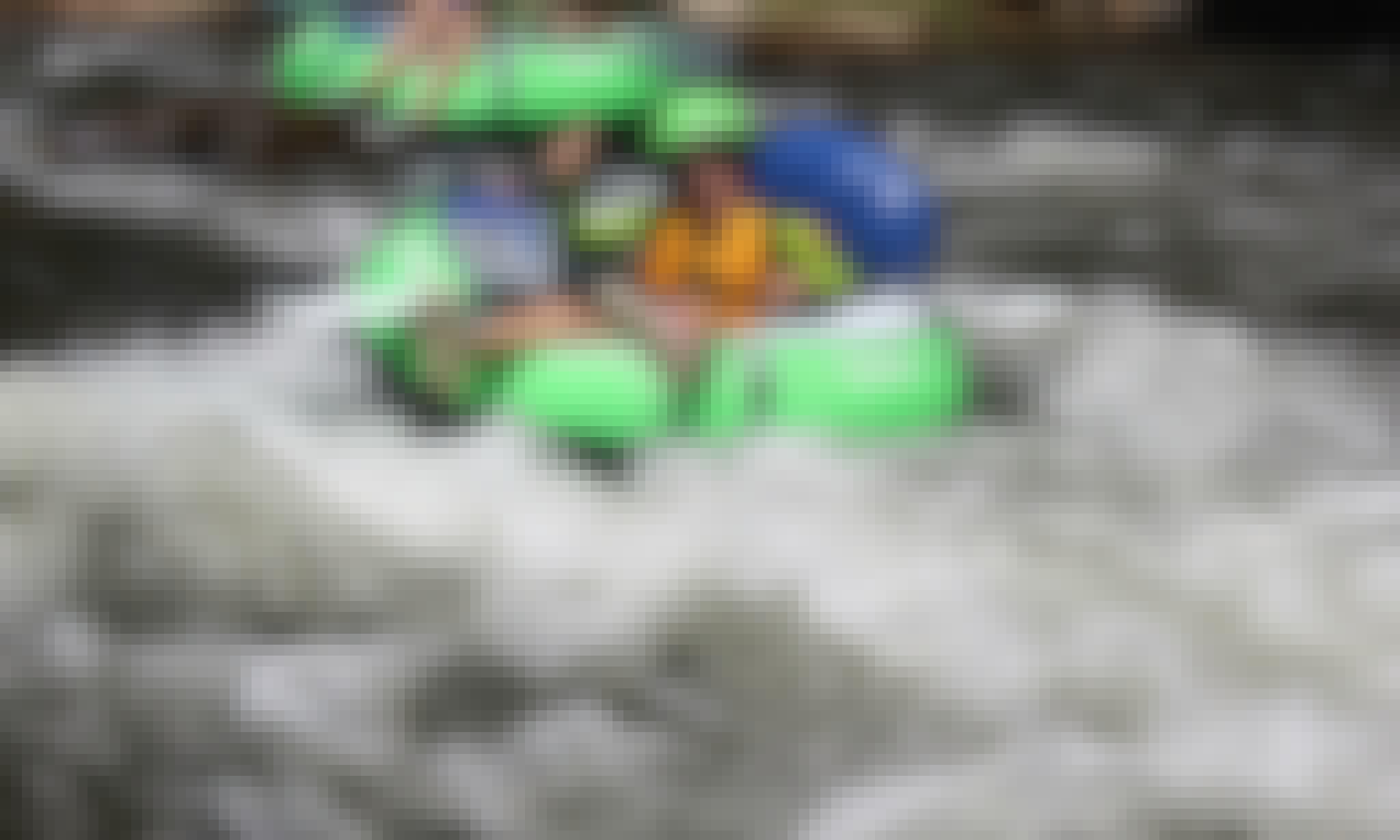 River Rafting in Kernville