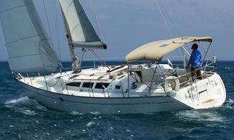 Jeanneau 40.3 - Sailing Yacht at St Raphael Marina - Limassol