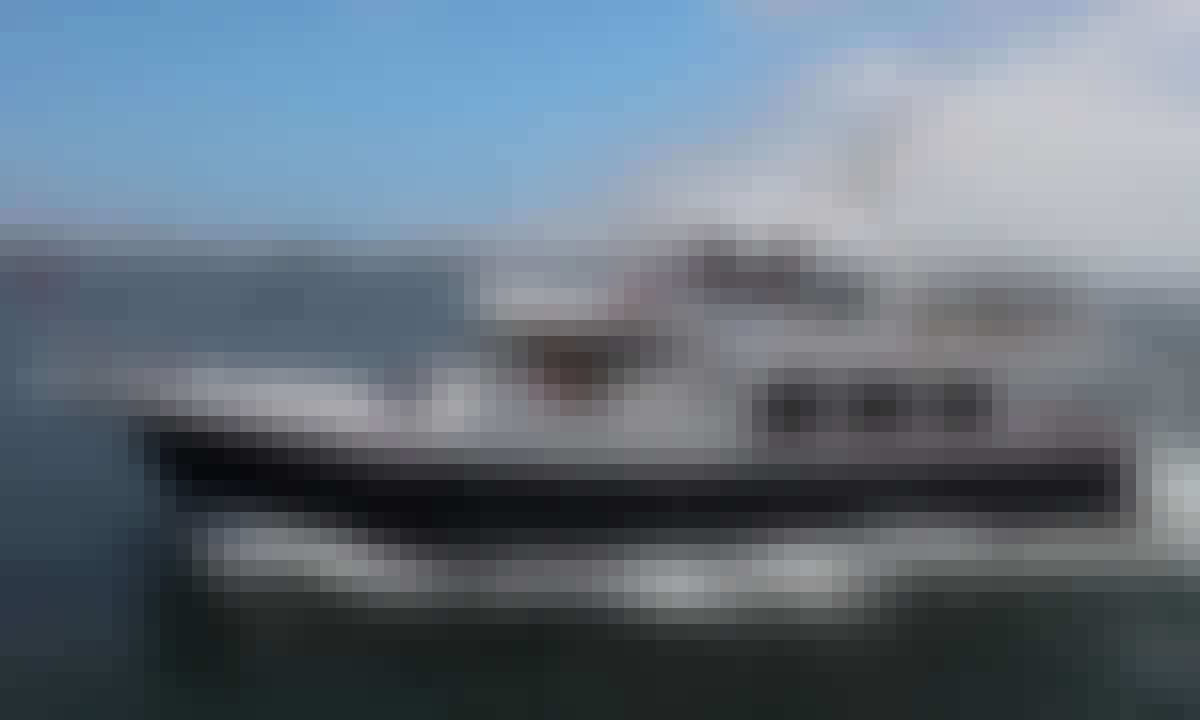 Selene 55 Trawler Charter in Cyprus