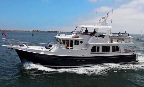 Salene 55 Trawler Charter In Cyprus