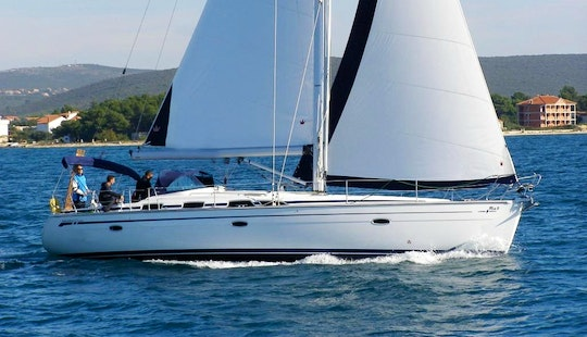 Bavaria 47 Sailing Monohull Charter In Cyprus
