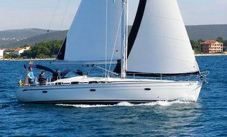 Bavaria 47 Cruising Monohull - Sailing Yacht at St Raphael Marina - Limassol