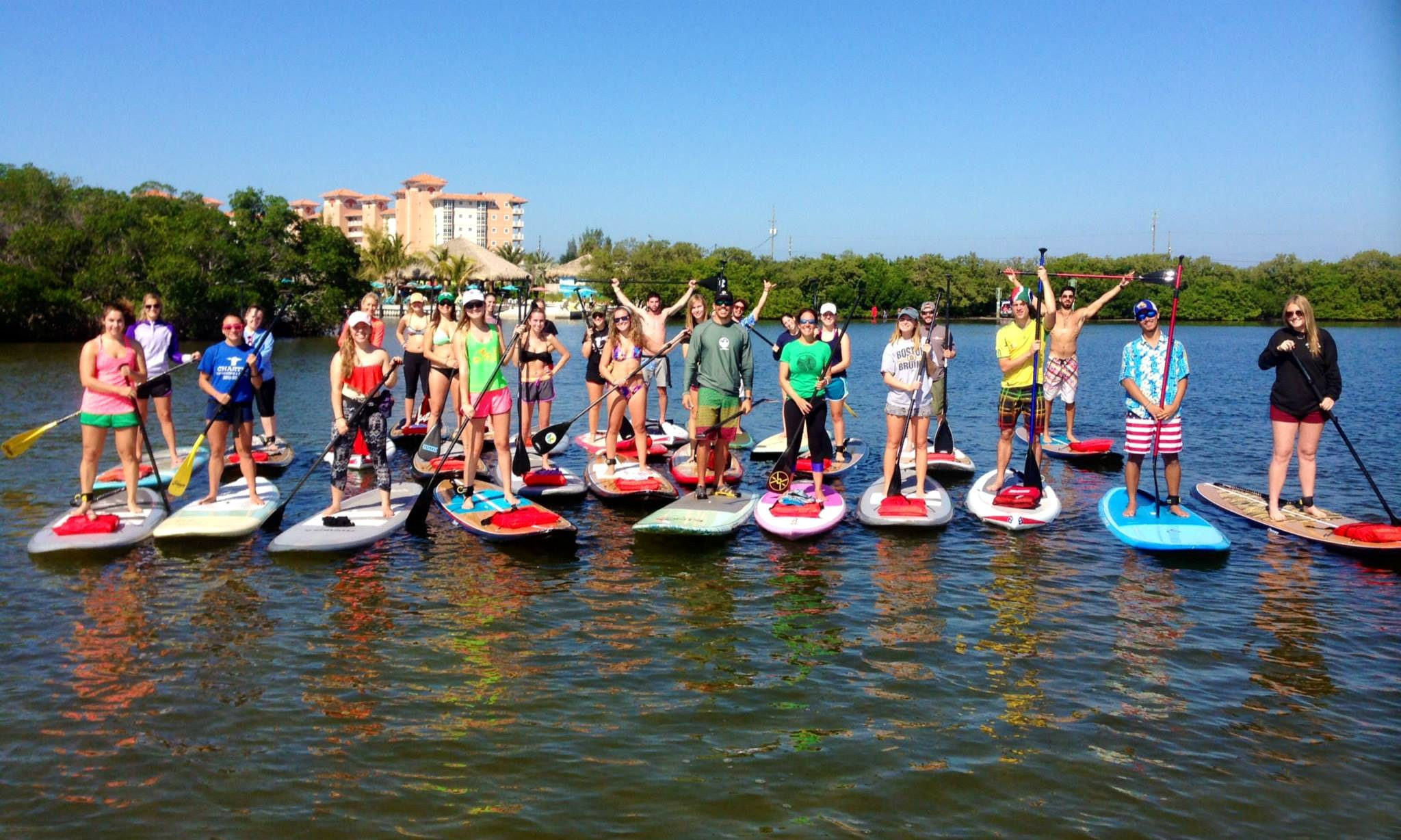 Stand Up Paddleboard Rental in Tampa