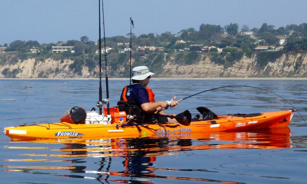 Specialty Fishing Kayak Rental in Tampa