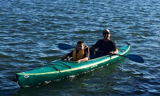 Single Kayak Rental In Southampton, New York