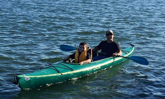 Single Kayak Rental In Southampton, New York