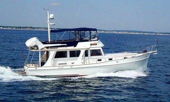 52' Trawler Rental In Serapong, Singapore