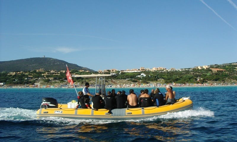 Diving Trips in Stintino, Italy
